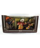 Steiff nimrod bears in box front thumbtall
