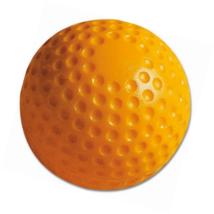 MacGregor Dimpled Baseballs, Yellow, 9-inch (One Dozen) - $26.39