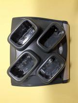 Symbol SAC9000-4000R SAC9000-4000 Battery Charger With Motorola PWRS-140... - $65.00