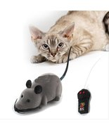 New Remote Control RC Rat Mouse Wireless For Cat Dog Pet Funny Toy Novel... - $11.92