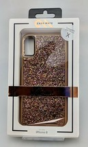 Case Mate Brilliance Rose Gold Case for iPhone 8 and iPhone X In Box Exc... - $15.00