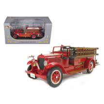 1928 Reo Fire Engine 1/32 Diecast Car Model by Signature Models 32308r - $32.30