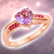 CASSIA4 Haunted Ring 3000 Capture My Heart Ring Offers Only Magick 7 Scholars - $200.00