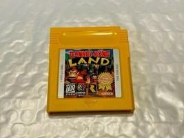 Donkey Kong Land - Nintendo Game Boy - $20.00