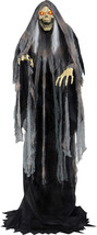 Animated Life Size Rising Grim Reaper Halloween Prop SEE VIDEO - €206,50 EUR