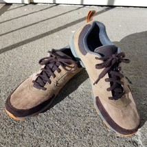 Merrell Mens Tennis Jogger Sneakers Size 8.5 Suede - $40.80