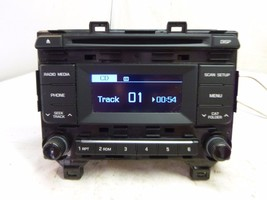 15 2015 Hyundai Sonata Radio Cd MP3 Player 96170-C20004X UE264 - $39.60