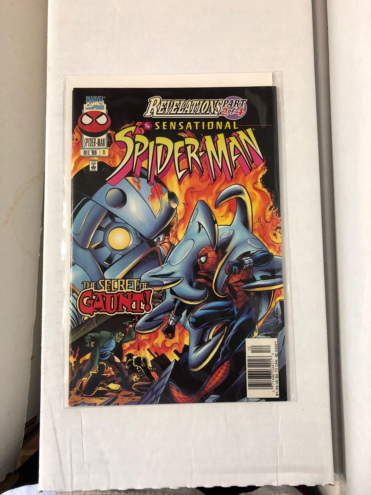Sensational Spider-Man #11