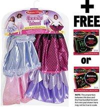 Goodie Tutus Role Play Costume+ Melissa & Doug Scratch Art Mini-Pad Bundle [8546 - $34.40