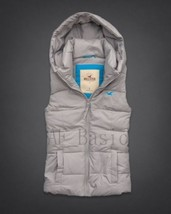 Hollister Woman's Hermosa Vests Xs - $69.29