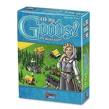 Oh My Goods Card Game [New] Family Fun Board Game - $29.99