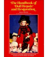 Doll Book: The Handbook of Doll Repair and Restoration by Westfall, Out ... - $12.99