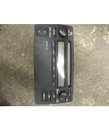 03-04 RADIO AUDIO CD PLAYER TOYOTA COROLLA A51802 86120-02270 OEM - $87.08