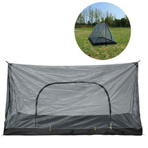 Anti Mosquito Mesh Tent Portable Ultralight 1-2 Person Outdoor Camping Tents Bea - $58.08
