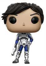 Funko POP Games: Mass Effect Andromeda Sara Ryder Toy Figure - $6.02