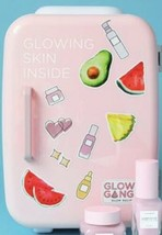 Glow Recipe X Makeup Fridge Limited Ed. NEW IN BOX WITH CUTE AF STICKERS+BONUS