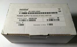 SYMBOL 50-14001-006R POWER SUPPLY AC ADAPTER 24V 1.5A NEW - $18.76