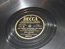 1947 Bing Crosby, Victor Herbert and His Orchestra  AA19-1602 Vintage Decca Reco image 9
