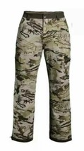 UNDER ARMOUR EXTREME SEASON Barren Camo Wool HUNTING PANTS SZ 2XL 129928... - $84.03