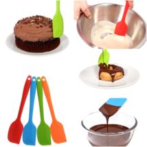 Cream Butter Cake Spatula Mixing Batter Scraper Brush Butter 1Pc Kitchen... - $1.53