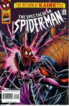 The Spectacular Spider-Man #231: Reluctant Lazarus (The Return of Kaine ... - $2.13