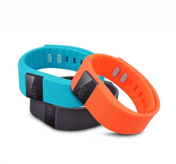 FitR™ Calorie Counter Pedometer Bluetooth Sleep Monitor Bracelet Smart Watch UK