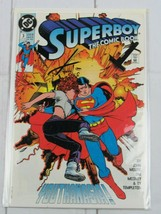 Superboy #3 (Apr 1990, DC) - C4717 - $1.99