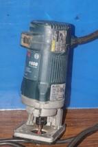 Bosch 1/4 Collet Trimmer Router Model 1608 with Tilt Base - $79.00