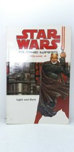 Star Wars Clone Wars Volume 4 Light and Dark -- Dark Horse Books - $10.70
