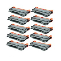10pk For Brother TN-450 Toner Cartridge High Yield HL-2240D 2242D 2250DN... - $63.57