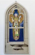 Hallmark Keepsake Glad Tidings Windows Of Faith Series Christmas Ornamen... - $9.89