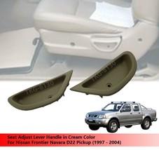 Cream Seat Adjust Handle For Nissan Frontier Navara D22 1997 - 2004 - $12.70