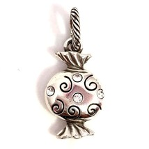 Authentic Brighton Sweet Candy Charm, Silver Finish, New - $17.09