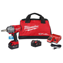 """Milwaukee 2769-22 M18 Fuel™ 1/2"""" Extended Anvil Impact Wrench Kit w/ ONE-KEY™ - $579.49"""