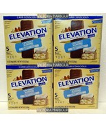 Four pack: Millville Elevation Protein Bars Carb Conscious Coconut Almon... - $38.00