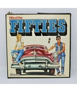 Hits of the FIFTIES Vinyl Record Box Set Columbia Records NO RESERVE - $24.26