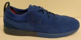 UGG Australia Size 9.5 FELI HYPERWEAVE Blue Sneakers New Mens Shoes - $94.82