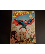 VINTAGE 1970 SUPERMAN COMIC #229 THE EX-SUPERMAN - $2.96