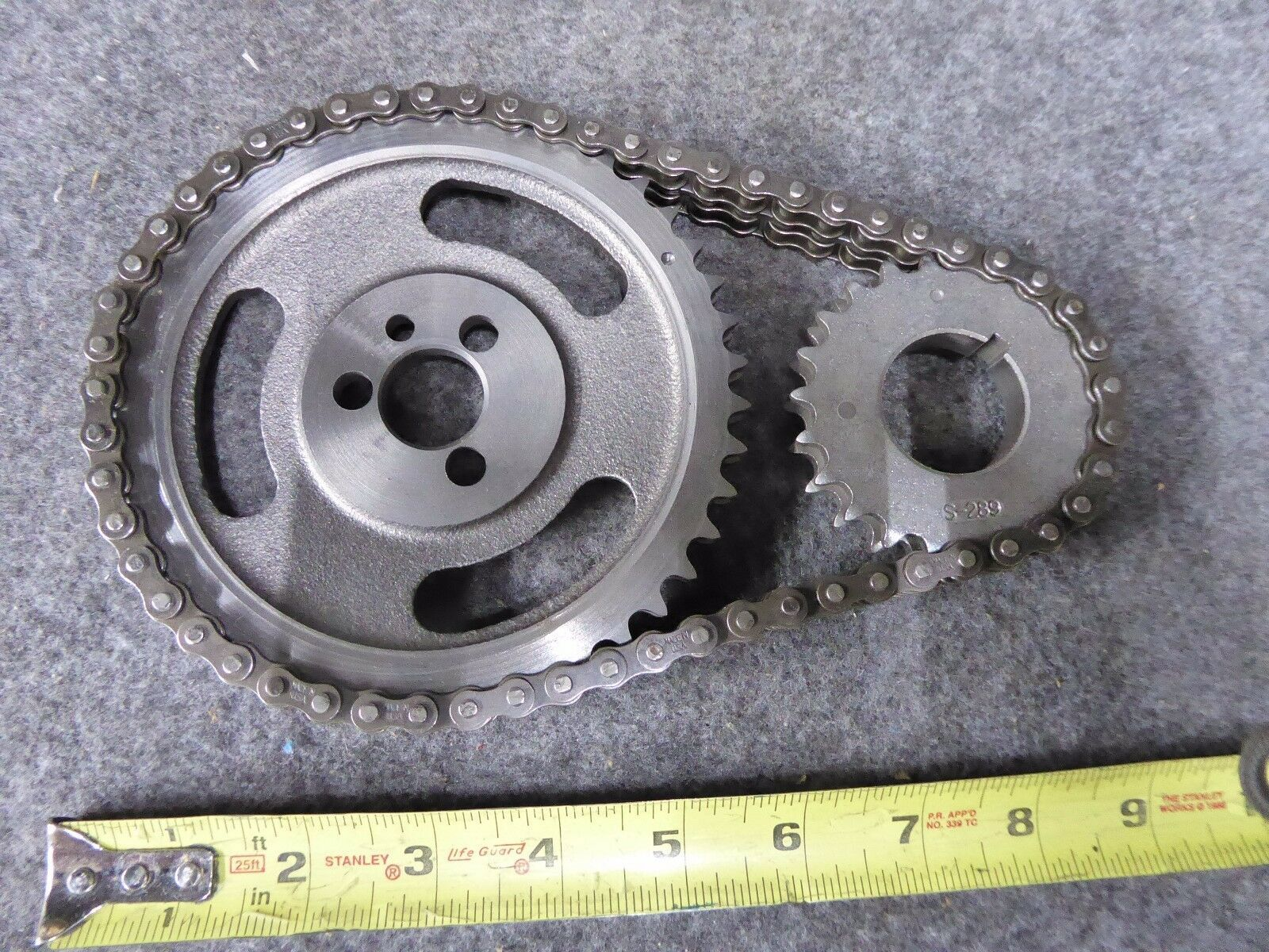 73017 Rockhill Timing Set 3 Pieces