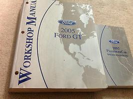 2005 FORD GT Workshop Service Repair Workshop Manual Set W Specification... - $89.05