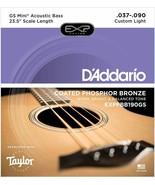 D'ADDARIOD EXPPBB190GS Coated Phosphor Bronze GS Mini Acoustic Bass .037... - $32.82