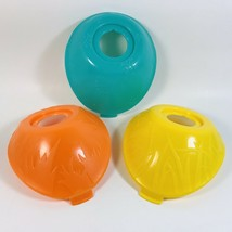 Baby Einstein Toy Cap Set Replacement Around the World Discovery Lot of 3 - $8.99