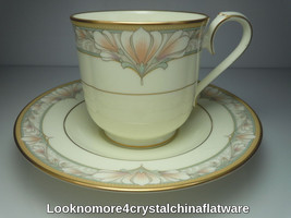 Noritake Barrymore Cup and Saucer Set - $19.79