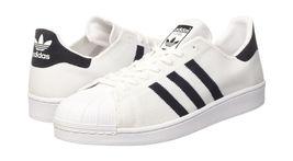 9 adidas Superstar White Unisex 5 Adults ftwwht UK Sneakers Ftwwht cblack rOq8rxZ