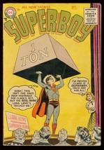 SUPERBOY #44 1955 DC COMICS NICE COPY CLARK KENT GOLDEN VG - $107.19