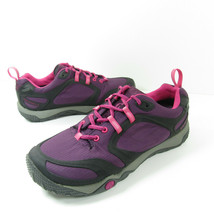Women Merrell Proterra Gore-Tex Trail Running Shoes Size 9.5 Purple Pink... - $44.99