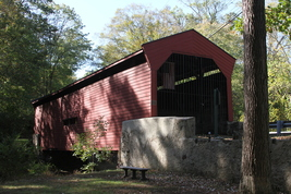 Bartram's Covered Bridge 13 x 19 Unmatted Photograph - $35.00