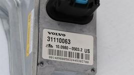 Volvo XC90 XC 90 Yaw Rate Sensor ABS Traction Control Module 8691675, 31110063 image 2