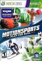 Motionsports (Microsoft Xbox 360, 2010) - $4.89