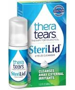 TheraTears Sterilid Eyelid Cleanser, 1.62 fl oz Multi Use FOAM Pump  - $44.55